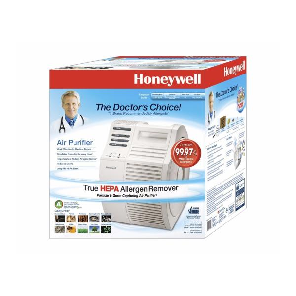 Honeywell 17000-S QuietCare True HEPA Air Purifier Singapore
