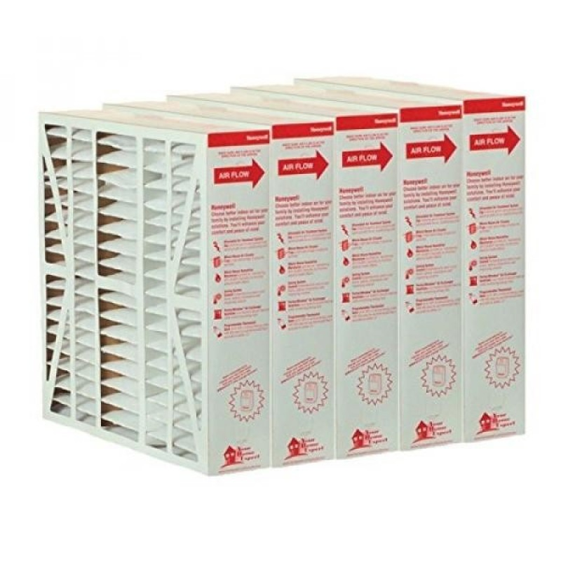Honeywell FC100A1037-5PK Replacement Filter (Pack of 5) - intl Singapore