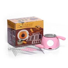 List Price Hot Sale Electric Chocolate Fountain Fondue Singer Chocolate Melt Pot Melter Machine Intl Oem