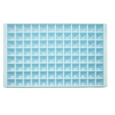 Ice Cube Tray Mould (blue) By Vococal Shop.