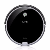 Price Ilife Robot Vacuum Cleaner Singapore Warranty Water Tank Wet Mop Slim Quiet Auto Charge On Singapore