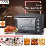 Top Rated Iona 48L Convection And Rotisserie Oven Gl4802 1 Year Warranty
