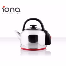 Iona 4 8L Stainless Steel Kettle Glk4800 1 Year Warranty Sale
