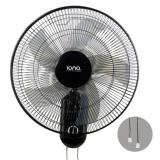 Iona Glwf162 16 Inches Electric Wall Fan Pull String Control Price