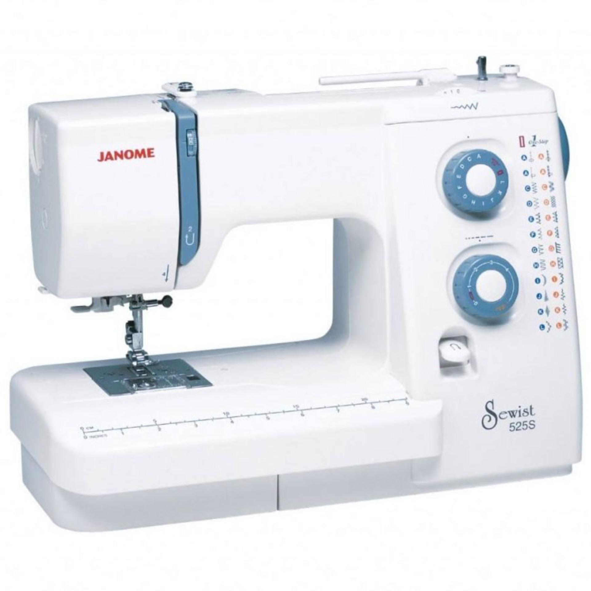 JANOME 525S SEWING MACHINE - Home Appliance & Accessory Singapore