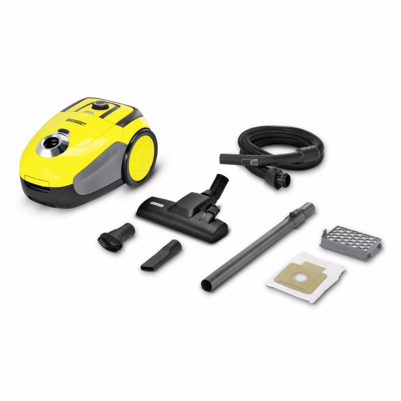 Karcher Dry Vacuum Cleaner VC2 Yellow Singapore