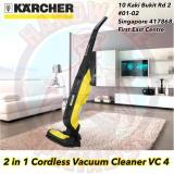 Sale Karcher Vc 4 Battery Cordless Vacuum Cleaner Karcher On Singapore
