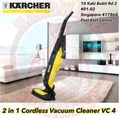 Sale Karcher Vc 4 Battery Cordless Vacuum Cleaner Online Singapore