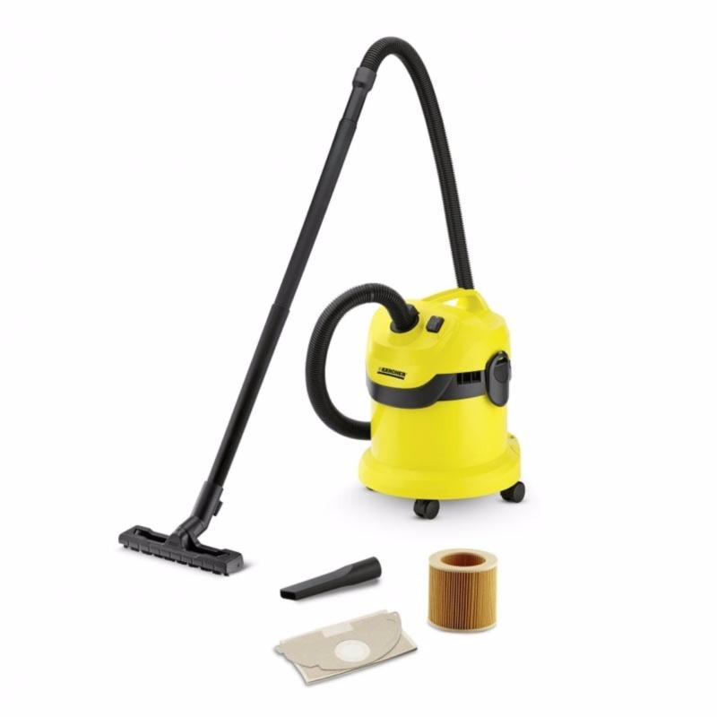 Karcher WD2 Wet & Dry Vacuum Cleaner Singapore