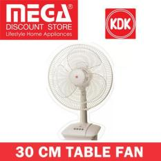 Who Sells The Cheapest Kdk A30As 30Cm Table Fan Silver Online