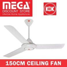 Buy Kdk M60Sg Ceiling Fan 150Cm 18 Inch Kdk Cheap