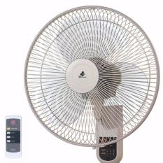 Promo Kdk Wall Fan 16 With Remote M40Ms