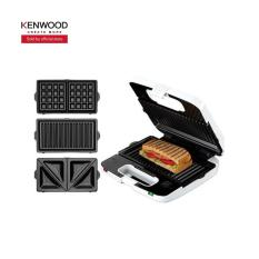 Kenwood Sandwich Maker (white) - Sm650 By Kenwood Singapore.