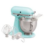 Best Offer Kitchenaid Stand Mixer Ksm150 Ice Blue