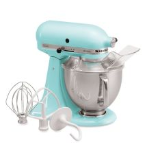 Price Comparisons For Kitchenaid Stand Mixer Ksm150 Ice Blue