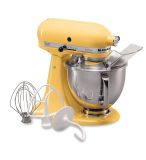 Price Comparisons Kitchenaid Stand Mixer Ksm150 Majestic Yellow