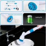 Compare Price Kobwa Hurricanes Spin Scrubber Multi Function Electric Long Handle Brush Scrub Set For Household Toilet Floor Cleaning Us Plug Intl Kobwa On China