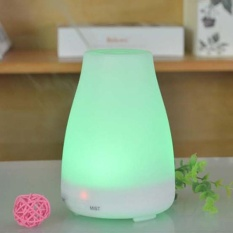 Led Essential Oil Aroma Diffuser Ultrasonic Humidifier 7 Colors Aromatherapy Intl Best Buy