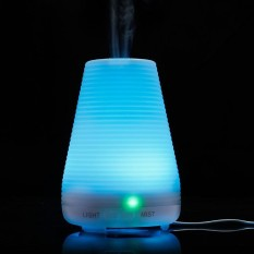 Price Leegoal 100Ml Essential Oil Diffuser Portable Ultrasonic Aroma Cool Mist Air Humidifier Purifiers With 7 Color Led Lights Changing For Home Office Eu Intl Online China
