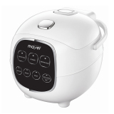 Retail Price Mayer Mmrc3C Le Viva Rice Cooker White