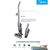 Best Offer Midea 2In1 Cordless Bagless Cyclonic Handstick Vacuum Cleaner Mvc15P 1Yr Warranty