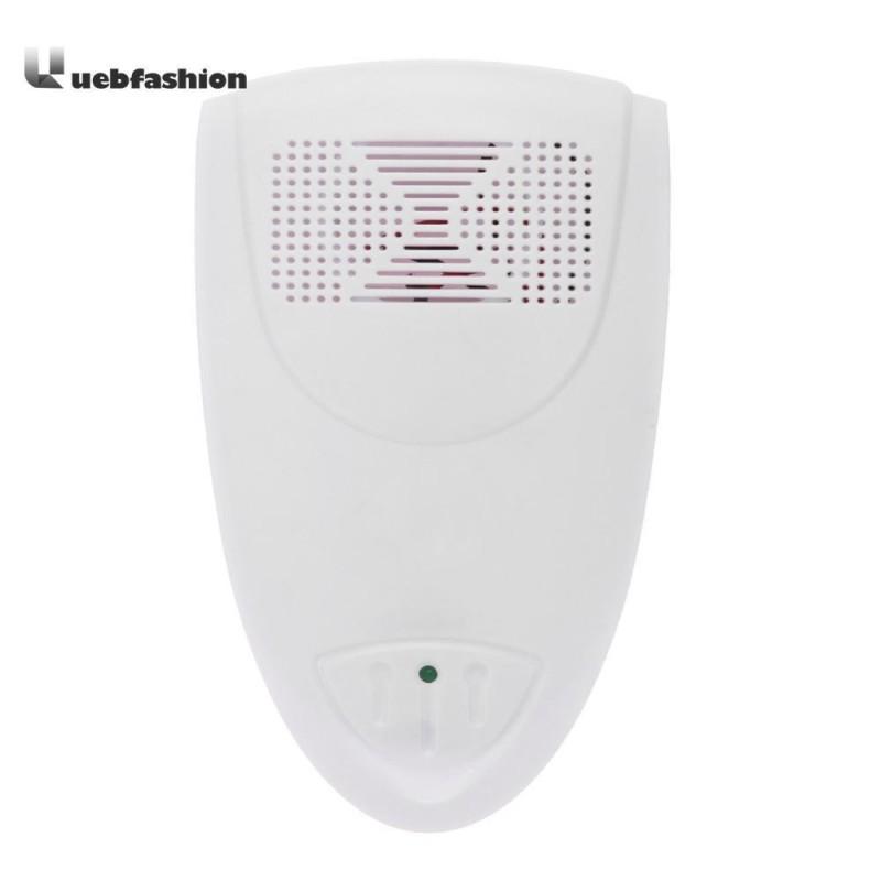 Mini Anion Air Purifier for Home Air Fresher Clean(White)-EU Plug - intl Singapore