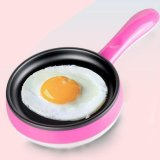 Mini Electric Frying Pan Egg Cooker Fried Egg Boiler Steamer Multifunctional Egg Steaming Device Breakfast Machine Intl Price