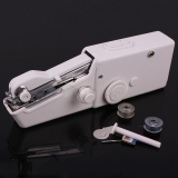 Coupon Mini Home Travel Desk Portable Sew Quick Hand Held Stitch Clothes Multi Function Mini Sewing Machine