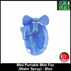 Price Comparisons For Mini Portable Mist Water Spray Fan