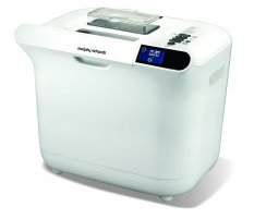 Morphy Richards 48323 Premium Breadmaker - White By Fepl.