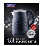 For Sale Morries 1 5L Electric Kettle Double Layer Strix Controller Ms Cj608