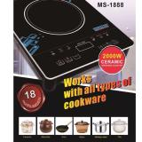 Brand New Morries 2000W Ceramic Infrared Cooker Ms1888Cic