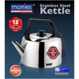 Price Comparisons Morries 5L Stainless Steel Kettle Ms 822Ss