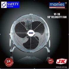 Discount Morries Ms Vf16 High Velocity Industrial Floor Fan 24 Month Warranty 100 Copper Motor Singapore