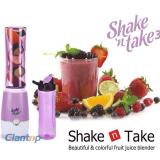 Buy Msia Power Plug Shake N Take 3 Smoothie Blender With 2 Sport Bottles Mini Juicers Intl Cheap On China