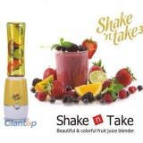 Purchase Msia Power Plug Shake N Take 3 Smoothie Blender With 2 Sportbottles Mini Juicers Intl Online