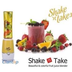 Price Comparisons For Msia Power Plug Shake N Take 3 Smoothie Blender With 2 Sportbottles Mini Juicers Intl