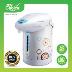 My Choice Powerpac 2 5L Electric Airpot With Stainless Steel Mc250 On Singapore