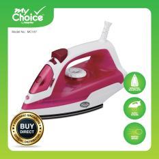 Promo My Choice Powerpac Pro Steam Iron