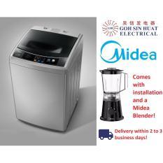 Price Comparisons New Model Midea Mt725 Top Load 7Kg Washing Machine