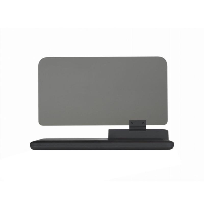 ninror Head Up Display Holder, Car HUD Phone GPS Navigation Image Reflector, Universal Smart Mobile Cell Phone Holder Mount - intl Singapore