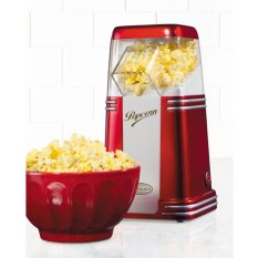 Recent Nostalgia Electrics Hot Air Popcorn Maker