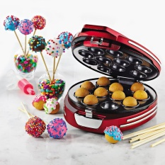 Sale Nostalgia Electrics Rcpm900 Cake Pop Maker For Cupcake Uk Plug Intl Not Specified