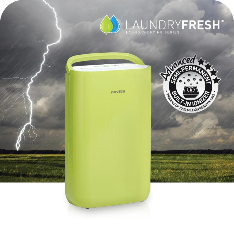 novita Dehumidifier ND315.5 with LaundryFresh™ Enhancement Pack & 3 Years Full Warranty Singapore