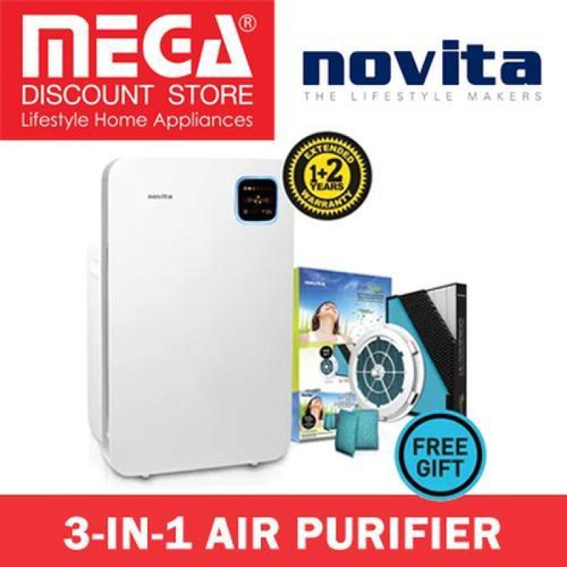 Novita NAP001H 3-In-1 Air Purifier Singapore