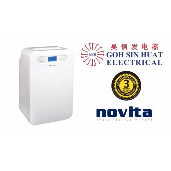 Novita ND296-I Air Dehumidifier White Singapore