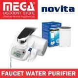 Sale Novita Np200 Faucet Water Purifier Bundle Deal Novita On Singapore