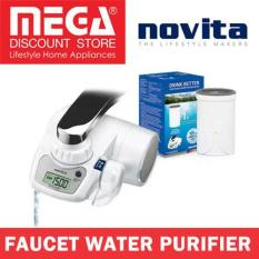 Brand New Novita Np200 Faucet Water Purifier Bundle Deal