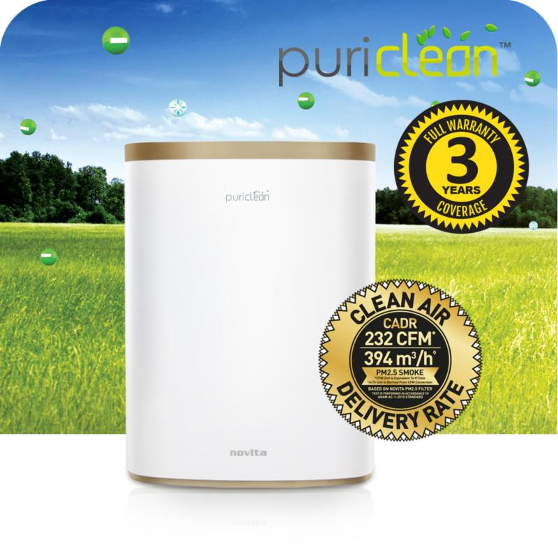 novita PuriClean™ Air Purifier NAP811i with 3 Years Full Warranty Singapore