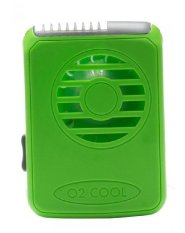Best Reviews Of O2Cool Deluxe Necklace Fan Green